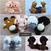 Farmyard Animals Granny Hexagon Loveys pattern