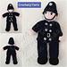 Policeman Lovey pattern