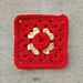 Rosette Granny Square pattern