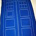 Filet TARDIS pattern