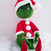 The Christmas Grouch pattern
