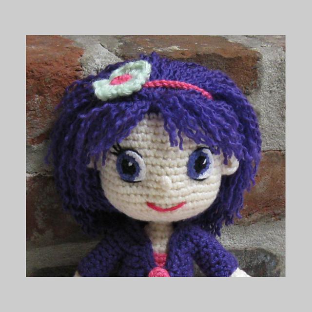 Amigurumi and Waldorf Inspired Baby Doll Crochet Pattern | 640x640