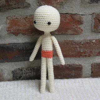 37+ Free Amigurumi Crochet Doll Pattern and Design ideas | Bonecas ... | 320x320