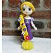 Amigurumi Doll 'Rapunzel' pattern