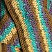 Brick Stitch Scarf pattern