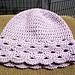 Fan Edged Hat pattern