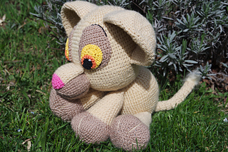 Amigurumi The Lion King Simba Free Crochet Pattern - Freeamigurumi ... | 213x320