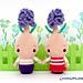 Amigurumi Baby Hyacinth pattern