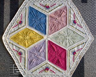 part 8  この縁編みがかわいいです♡