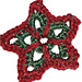 Christmas Star Ornament pattern