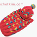 Circus Love Baby Cocoon pattern