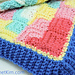 Patchwork Baby Blanket pattern