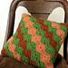 Tri-Color Pillow pattern