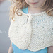 Whimsy Knit Capelet pattern