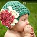 pattern108-flapper hat pattern