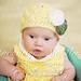 CROCHET PATTERN PDF-Posh Triangle texture hat- 6 sizes newborn- preteen pattern