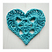 Valentines Granny Heart pattern