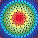 Granny Mandala pattern