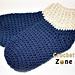 Basic Slipper Socks pattern