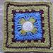 Castle's End Square pattern