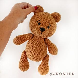 Urso em um Traje Da Borboleta Clássico 4 forma urso articulado ... | 320x320