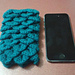 Dragon Scale Chunky Phone Cozy pattern