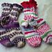 Toe Up Raggi Socks pattern