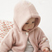 Hooded Cardigan pattern