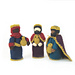 Nativity Set #3 - 3 Kings pattern