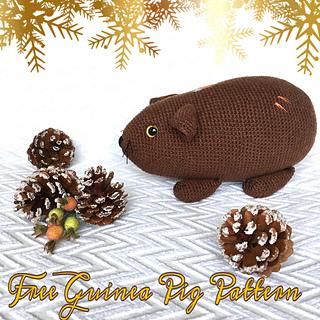 Ravelry: Newborn Guinea Pig pattern by Kati Galusz | 320x320