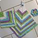 Vintage-Look Towel, Dishcloth & Scrubbie Pattern pattern