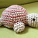 Lily the Turtle pattern
