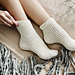 Ribbon Socks pattern