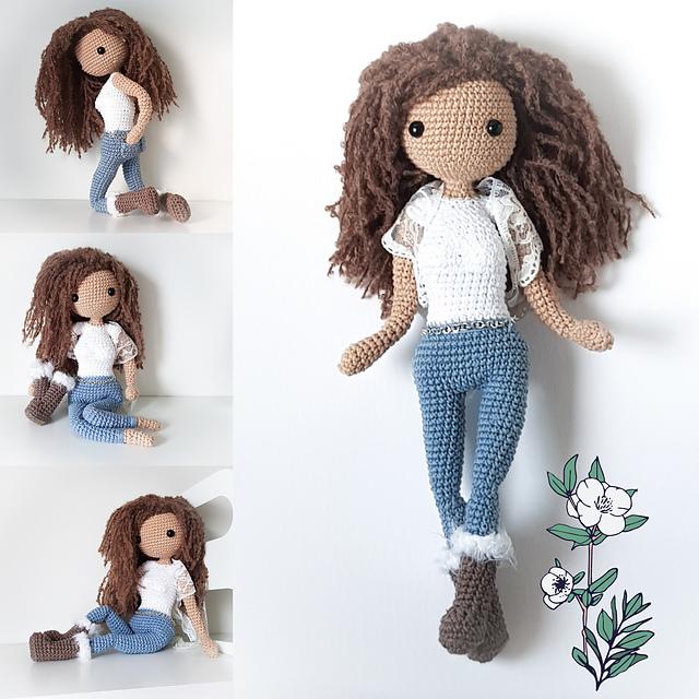 56+ Cute and Amazing Amigurumi Doll Crochet Pattern Ideas - Daily ...   640x640