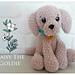 Daisy the Goldie puppy luluandtete pattern