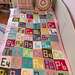 The Periodic Table Blanket pattern
