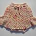 Seashell Lace Skirtie pattern