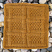 "REVERSIBLE BLOCKS I 9"" Afghan Blocks dishcloths pattern"
