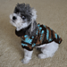 Bentley Bobbles Dog Sweater pattern
