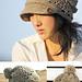 29-17 Brimmed Hat pattern