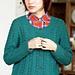 Saumur Cardigan pattern