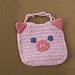 Piglet Bib pattern