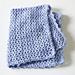 V-Stitch Blankie #70118AD pattern