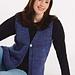Denim Vest (knit) pattern