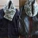842muf-2141210 Stranded Cashmere Scarf pattern