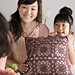amicomo6-11 Cushion Cover pattern