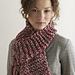 Knit 2 Hours Or Less Scarf pattern