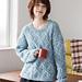 219W-01 Watermark Pullover pattern