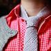 Dad Style Bias Knit Tie pattern