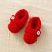 Ruby Slippers #L10011 pattern